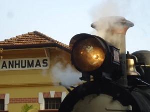 Estação de Anhumas