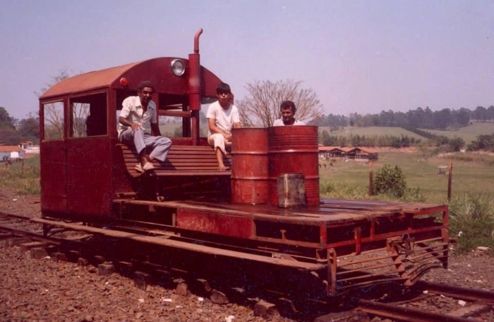 Antigo Auto de Linha