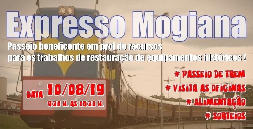 Expresso Mogiana 2019